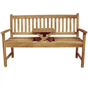 Teak Pop Up Benches